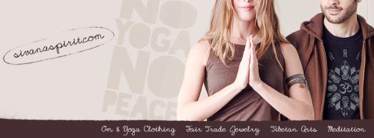 Sivana Yoga Giveaway