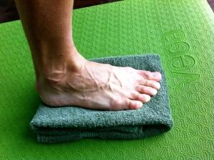 Yoga for Feet
