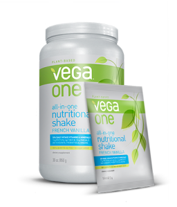 Vega One French Vanilla Shake