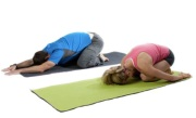 Childs Pose yoga