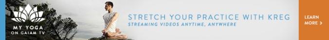 Gaiam TV free yoga membership