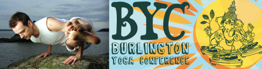 Burlington Yoga Conference 2015