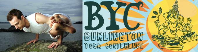 Burlington Yoga Conference 2015